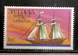 SAINTE LUCIE       OBLITERE - St.Lucie (1979-...)