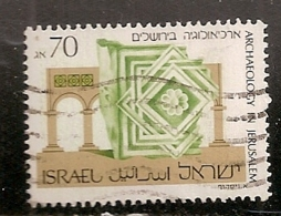 ISRAEL     OBLITERE - Israel