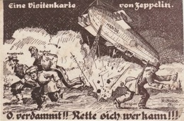 WW 1 - ALLEMAGNE - CARTE POSTALE ILLUSTREE EN FRANCHISE MILITAIRE - 1915 - Germania