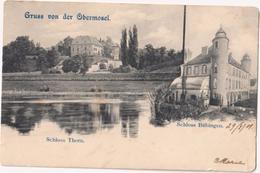 Gruss Von Der Obermosel - Schloss Bübingen - Schloss Thorn - Allemagne
