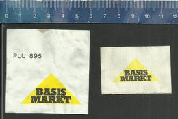 BASISMARKT ( Matchbox Labels The Netherlands) - Boites D'allumettes - Etiquettes