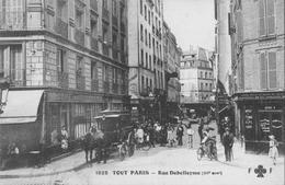 TOUT PARIS        RUE DEBELLEYME - Paris (03)