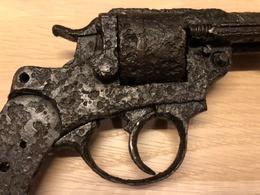 Fouille Relic M1873 Revolver Verdun - Decorative Weapons