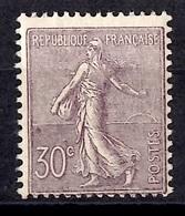France Semeuse YT N° 133 Neuf ** MNH. Gomme D'origine. TB. A Saisir! - France