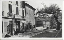 Soulliés Toucas    Café Du Pont - Francia