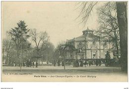 75.PARIS.3eme ARR.n°11757.PARIS VECU.AUX CHAMPS ELYSEES.LE CARRE MARIGNY - Paris (03)