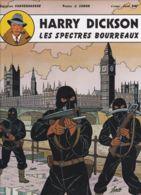 Jean Ray - C. Vanderhaeghe - P. J. Zanon - Harry Dickson - Les Spectres Bourreaux - Harry Dickson