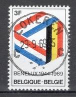 BELGIE: COB 1500 Mooi Gestempeld. - Gebraucht
