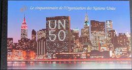 UNO GENF 1995 Mi-Nr. MH 1 Markenheft/booklet ** MNH - Carnets