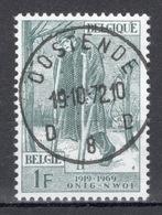 BELGIE: COB 1510 Mooi Gestempeld. - Gebraucht
