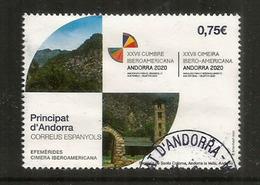 Cumbre Iberoamericana De Jefes De Estado Y De Gobierno En 2020 En Andorra., Usado, Primera Calidad - Andorre Espagnol