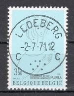BELGIE: COB 1546 Mooi Gestempeld. - Gebraucht