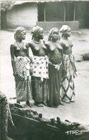 Afrique Noire : Jeunes Filles De Boffa - Cartes Postales