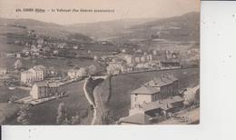 69 COURS  -  Le Valissant  (Vue Générale Panoramique)  - - Cours-la-Ville