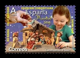 Spain 2019 Mih. 5401 Christmas (III). Building The Belen MNH ** - 2011-... Nuevos & Fijasellos