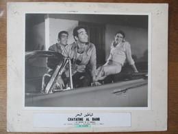 CHAYATINE AL BAHR (LES DEMONS DE LA MARINE) AVEC HASSAN YOUSSEF,MOHAMED AWAD,NELLY 24cm/18cm - Personalità