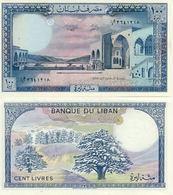 Billet Liban 100 Livres - Liban