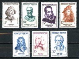 France   Y&T   1132 - 1138   XX    ---    Excellent état. - Unused Stamps
