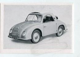 SB06416 Austria-Bildwerk - Das Deutsche Kraftfahrzeug - Bild B 97 : Champion 400 - Cigarettes
