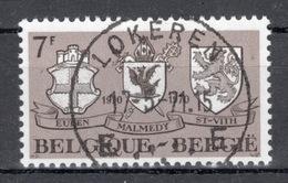 BELGIE: COB 1566 Mooi Gestempeld. - Gebraucht