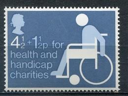 Grossbritanien Mi# 668 Postfrisch MNH - Disabled - Ungebraucht