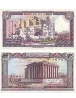 Billet Liban 50 Livres - Liban