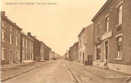 Moustier Sur Sambre Rue De La Glacerie ( Coin Inférieur Droit Plié ). - Jemeppe-sur-Sambre