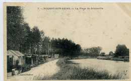 10 - NOGENT SUR SEINE - Plage De La Jolainville - Nogent-sur-Seine