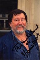 MAURICE BARRIER (87 Ans) Autographe Tirage Argentique Original Signé - RARE - Autographes
