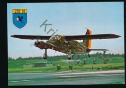 Leichtes Transport- Und Verbindungsflugzeug DO-28 D2 - Sonderstempel - Fritzlar 1 [AA28-0.849 - Ohne Zuordnung