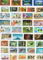 Nouvelle Calédonie - Lot De 74 Timbres Neufs - Lots & Serien