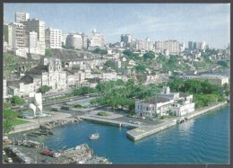 CP Parana Cart N°216- SALVADOR -BA, Second Naval Zone,upper And Lower City. Unused - Salvador De Bahia