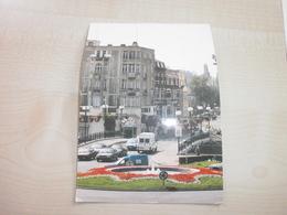 Carte Postale MAUBEUGE Centre Ville Le Pont De Sambre - Maubeuge