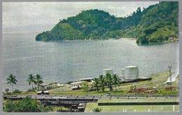 CP  U-170-Fotogr.: Eugenio Vargas G.- View Of Golfito Harbour-Costa Rica. Unused - Costa Rica