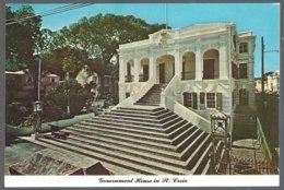 CP Governement House In St.Croix U.S. Virgin Islands. Unused - Vierges (Iles), Amér.