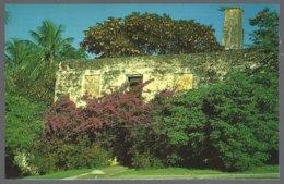 CP  ST-26-Ruins At Caneel Bay, St.John, U.S. Virgin Islands . Unused - Vierges (Iles), Amér.