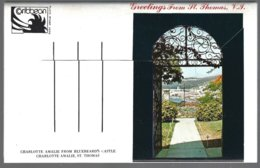 CP  Carnet Avec  7 Cp Vues Recto/verso, Greetings From St. Thomas U.S. Virgin Islands. Unused - Vierges (Iles), Amér.