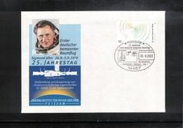 Germany 2003 Space / Raumfahrt Sigmund Jaehn First German Kosmonaut Interesting Cover - Europa