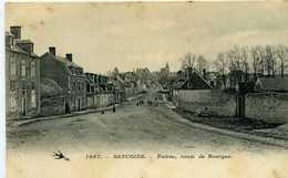 18 - SANCOINS - Entrée Route De Bourges - Sancoins