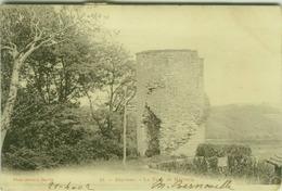 CPA FRANCE - BAYONNE - LA TOURS DE MARRACQ - PHOTO OUVRARD - MAILED BY M. BERNAVILLE 1902 ( BG7778) - Bayonne
