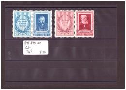 BELGIQUE - No COB 898-899 **  ( MNH / SANS CHARNIERE ) COTE: 320 €  à10% COTE!! - WARNING:!!NO PAYPAL! - Unused Stamps