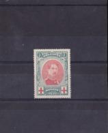 Timbre Belgique 132XX - 1915-1920 Albert I