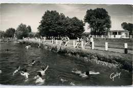 28 - NOGENT LE ROTROU - Piscine Municipale, L'heure Du Bain - Nogent Le Rotrou