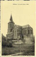 Anthisnes -- La  Nouvelle  Eglise  (1890).     (2 Scans) - Anthisnes