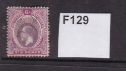 Southern Nigeria 1912 6d - Nigeria (...-1960)