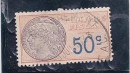 T.F.S.U N°15a - Revenue Stamps