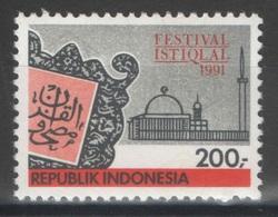 Indonésie - YT 1267 ** MNH - 1991 - Indonésie