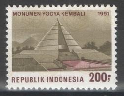 Indonésie - YT 1261 ** MNH - 1991 - Indonésie
