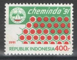 Indonésie - YT 1263 ** MNH - 1991 - Chimie - Indonésie