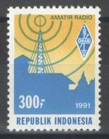 Indonésie - YT 1268 ** MNH - 1991 - Radio-amateurisme - Indonésie